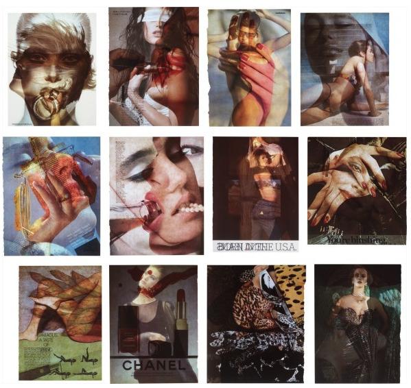 Robert Heinecken, 'Recto/Verso', 1988, Stubbs Fine Art