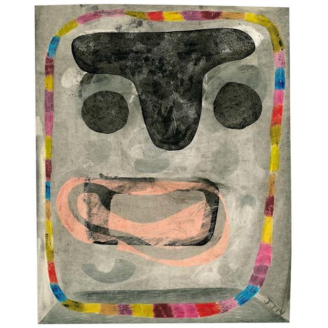 , 'Head #9,' 2015, Gallery 16