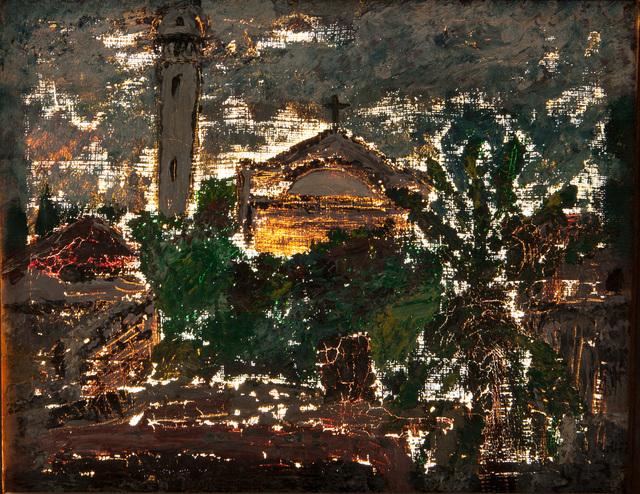 , 'The Painter, Scanogram 3 ,' 2015, carlier | gebauer
