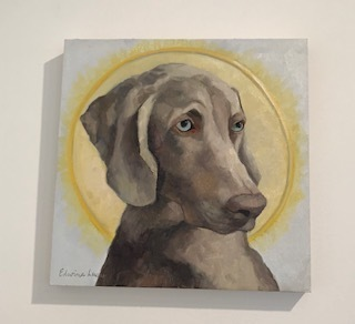 Edwina Lucas, 'All Dogs Go to Heaven', 2017, Ille Arts