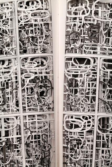 , 'Cut Shortcomings (detail),' , JHB Gallery