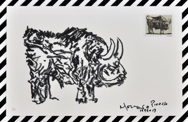 , 'Carta a….1,' 2012, Polígrafa Obra Gráfica