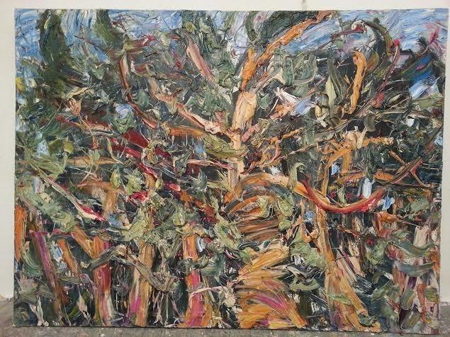, 'Pine,' 2009, Vasilisa Kameneva