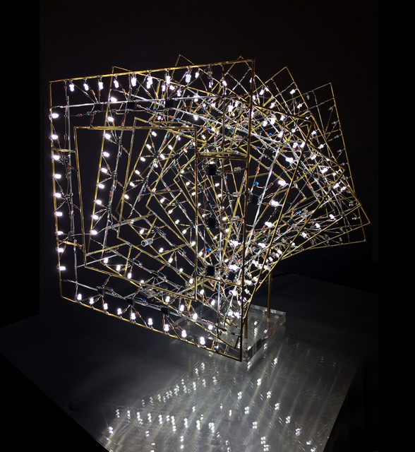 , 'Square Jig,' 2015, Galerie Olivier Waltman | Waltman Ortega Fine Art