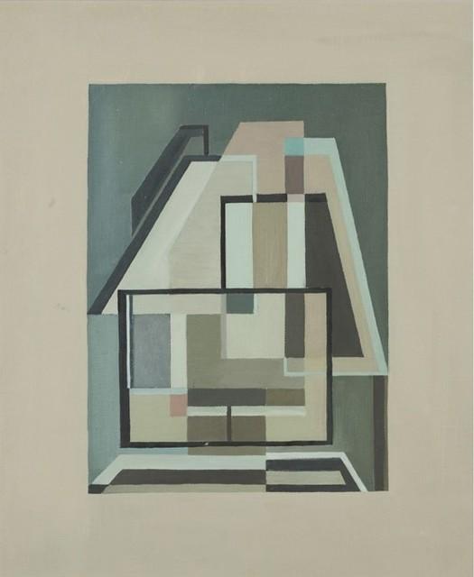 Mario Radice, 'Composizione R.S. 2168', 1968, Painting, Oil on canvas, Finarte