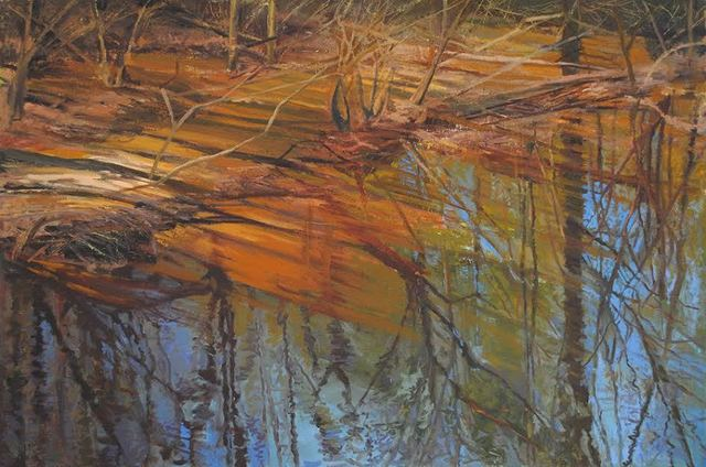, 'Cross The Creek 1,' , InLiquid