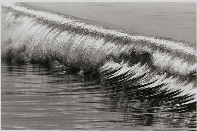 , 'Silver Curl, Hermosa Beach, California, U.S.A,' 2005, CHRISTOPHE GUYE GALERIE