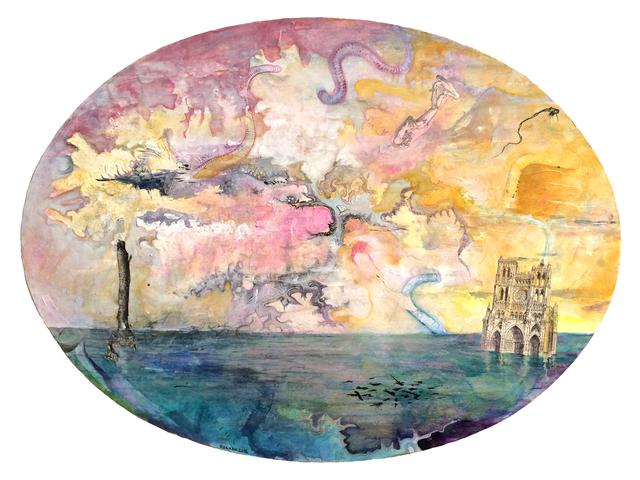 , 'Sunken World,' 2016, Koplin Del Rio