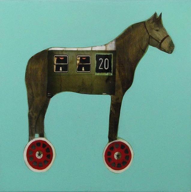 , 'Train #20,' , Merritt Gallery