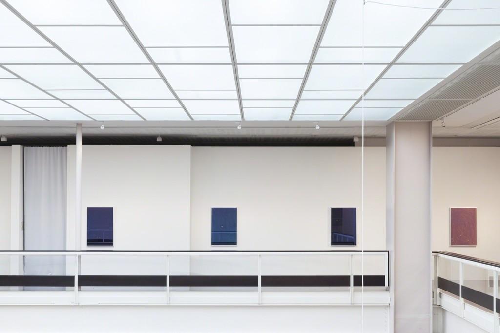 Exhibition view: Michael Part − Mercury et al. © Belvedere, Vienna