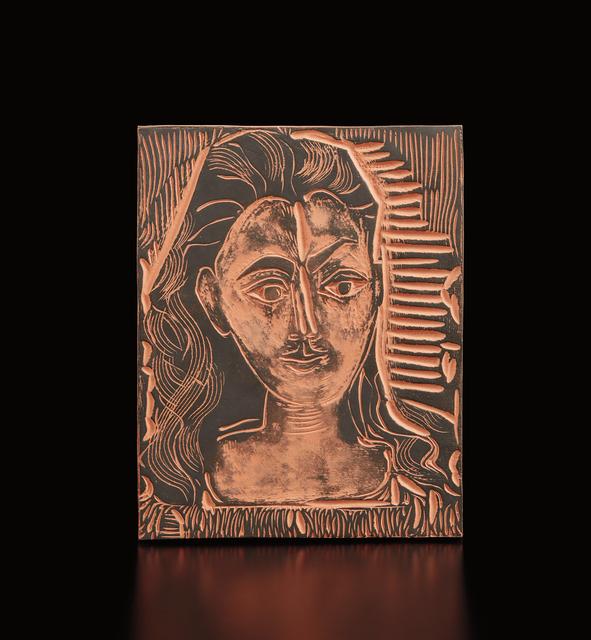 Pablo Picasso, 'Little bust of woman (Petit bust de femme)', 1964, Phillips