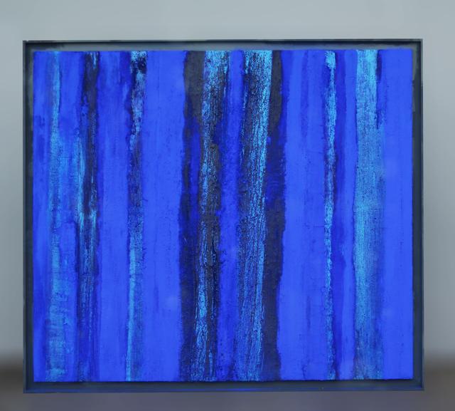 , 'Eden Blu/ Azur,' 2017, Opera Gallery
