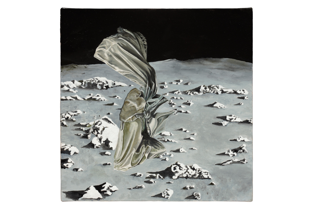 , 'DrAprE StudE,' 2010, The McLoughlin Gallery