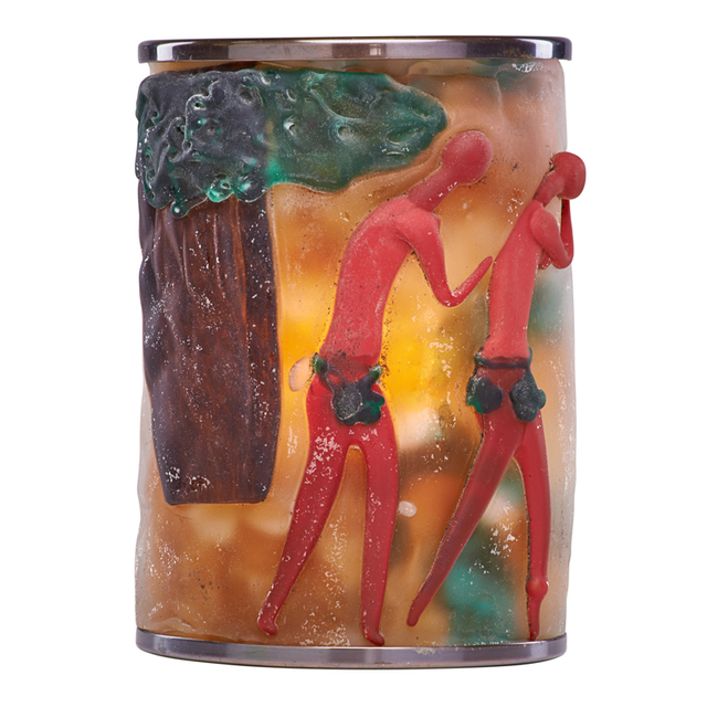 Cenedese & Co., 'Adam and Eve Sconce, Murano, Italy', 1950s, Rago/Wright