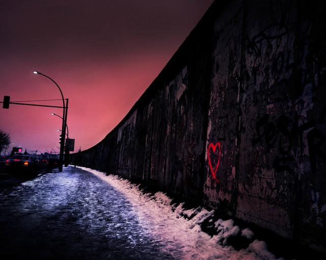 David Drebin, 'The Wall', 2009, Photography, C-Print, CAMERA WORK