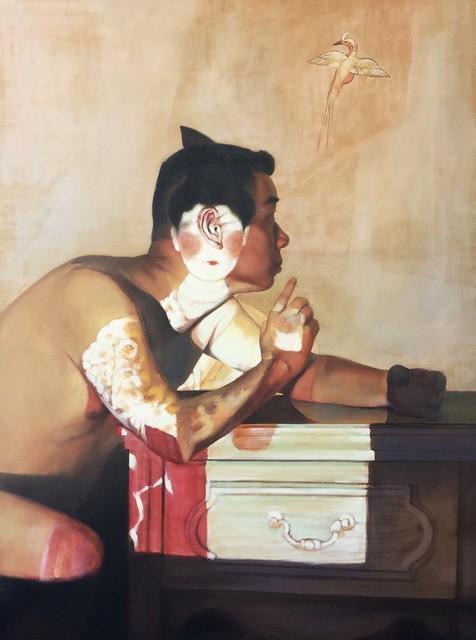 , 'Fly-Bird,' 2017, Zhou B Haus der Kunst