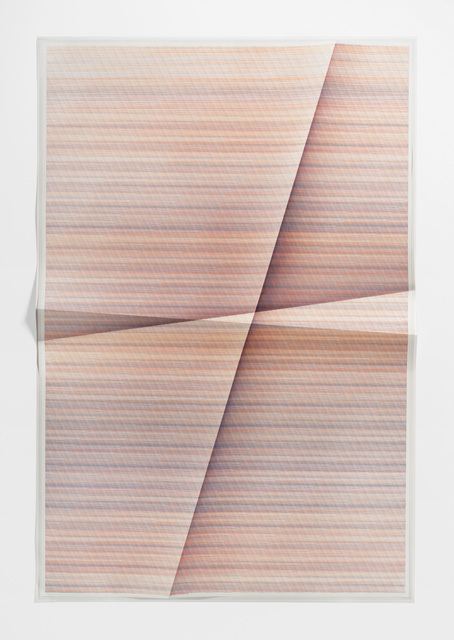 , 'Untitled #142, 331,777, combinations of a 2x2 grid, 23 colors,' 2018, Jessica Silverman Gallery