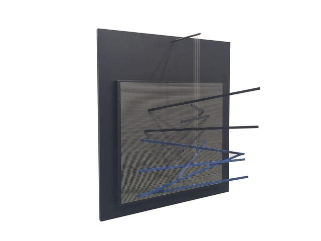 , 'Petite Vibration Brique et Noir ,' 1966, RGR+ART