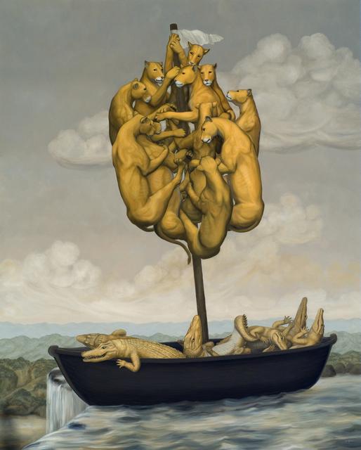 Juan Kelly, 'El Barco Soberano', 2013, Nüart Gallery
