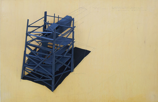 , 'COAL MINE TAGAWA plan6,' 1996, Art Front Gallery