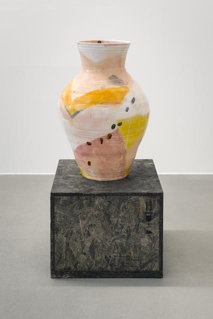 , 'Adnan 8,' 2018, Galerie Mehdi Chouakri