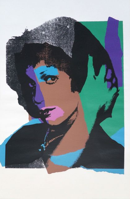 Andy Warhol, 'Ladies and Gentleman II.132', 1975, OSME Fine Art