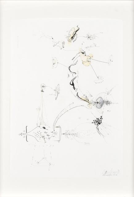 , 'Denkfigur Drawing V,' 2013, MLF | MARIE-LAURE FLEISCH