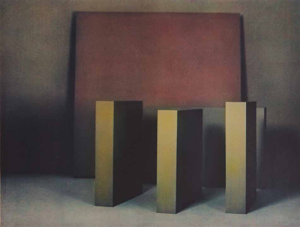 , 'Volumes Occupying Space,' 2006, Staley-Wise Gallery