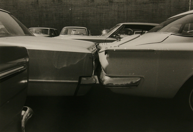 , 'Collision, SF,' 1969, Anglim Gilbert Gallery