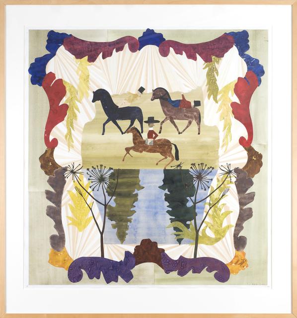 , ' Domarämbetet/The Judicature,' 2001, CFHILL