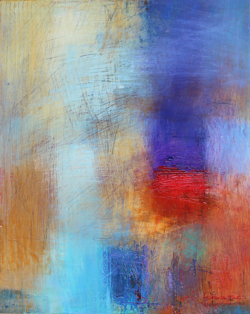 ", '""Absorbed"" ,' 2016, Bonner David Galleries"