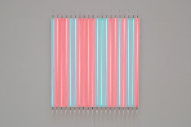 , 'Rouge pair, Bleu impair,' 2012, Annely Juda Fine Art
