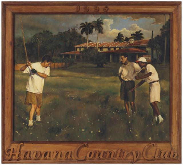 Los Carpinteros, 'Havana Country Club', 1994, Christie's
