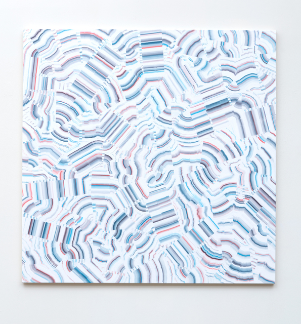 , 'EM 17-1,' 2017, Conduit Gallery