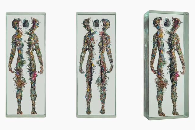 Dustin Yellin, 'Psychogeography 87', 2015, Coleccion SOLO