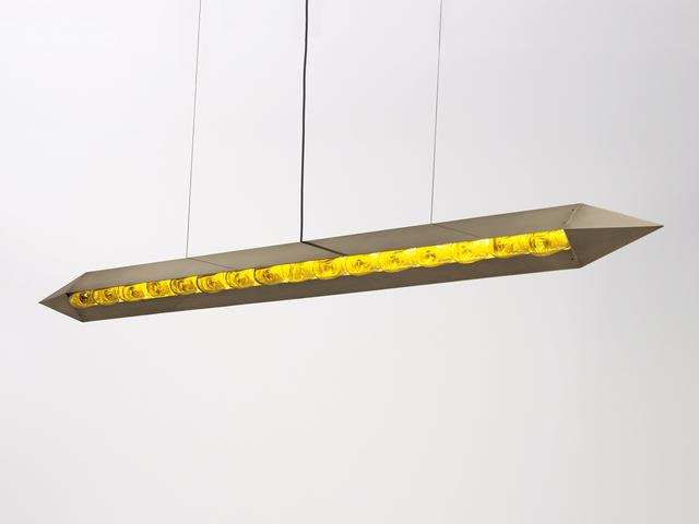 Brian Thoreen, 'Torpedo Chandelier', 2015, Patrick Parrish Gallery