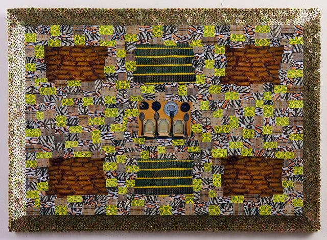 , 'Camping,' 2015, Estrada Fine Art