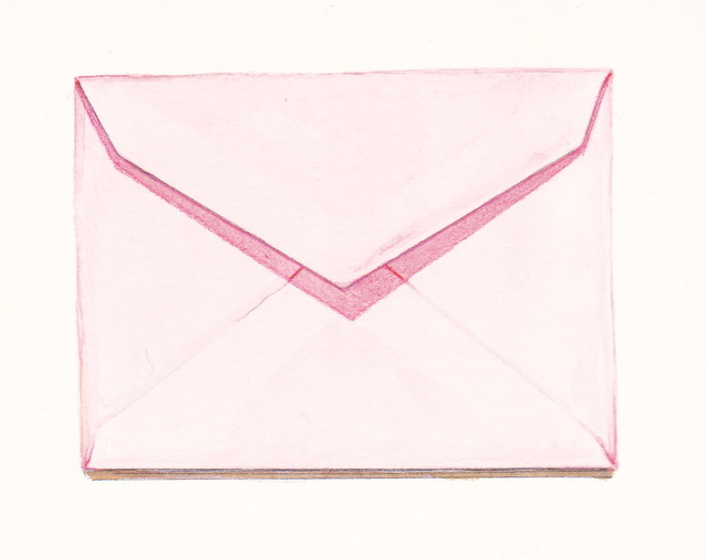 , 'Pink Envelope,' 2016, Garvey | Simon