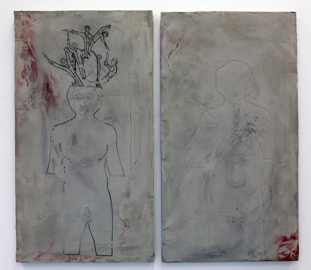 , 'Sin título I,' 2012, Sabrina Amrani