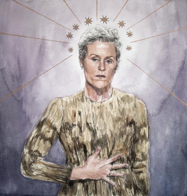 , 'Step Into My Office (Innana-Frances),' 2018, Spoke Art