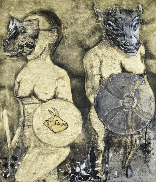 , 'To Picasso,' 2017, Mashrabia Gallery of Contemporary Art