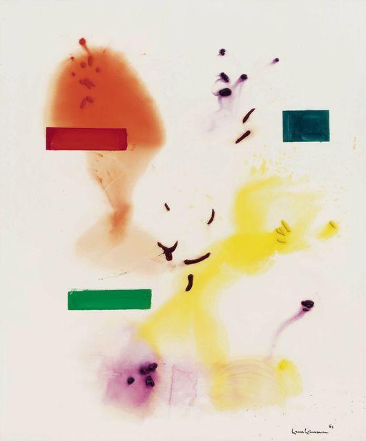Hans Hofmann, 'Frolocking', 1965, Yares Art