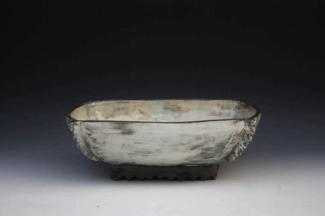 , 'Puncheong Squared Bowl 1,' 2012, Mindy Solomon Gallery