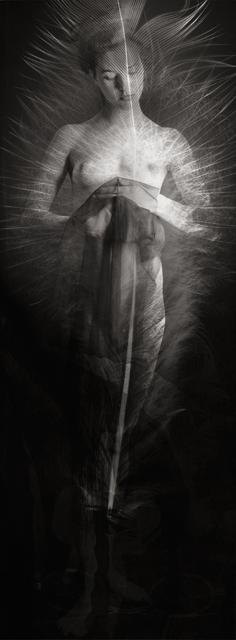 , 'Lightbearer Karin (Triptych right),' 2008, Galeria Katarzyna Napiorkowska