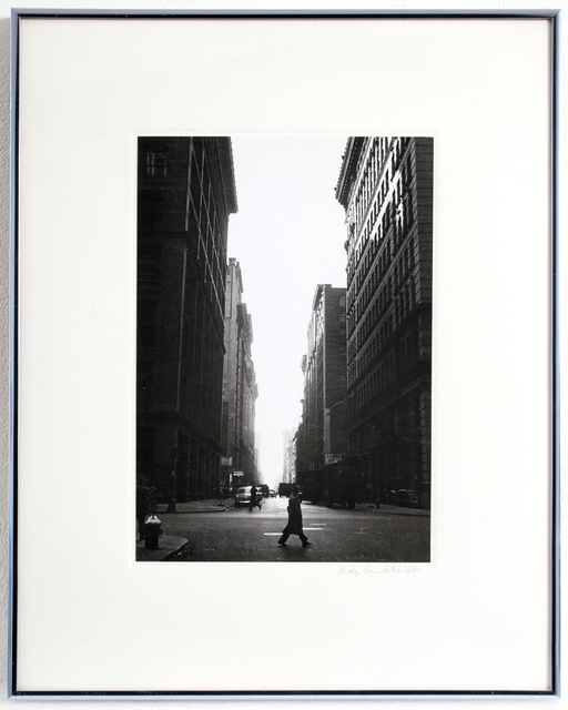 Rudy Burckhardt, 'Six O' Clock', 1947, Brooke Alexander, Inc.