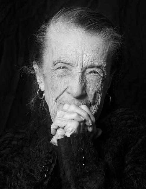 , 'Louise Bourgeois,' 2000, Cross Mackenzie Gallery