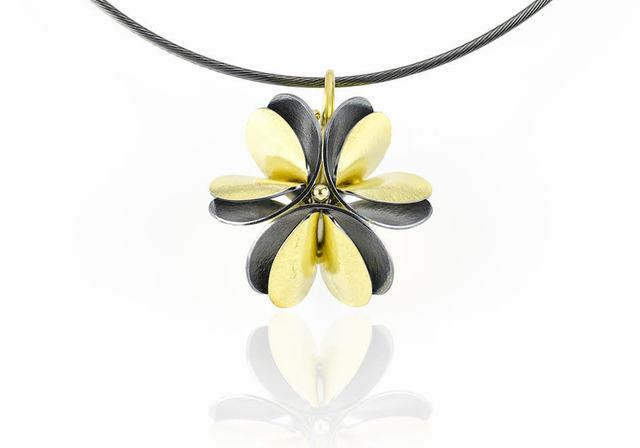 , 'Star Anise Pendant ,' , Facèré Jewelry Art Gallery