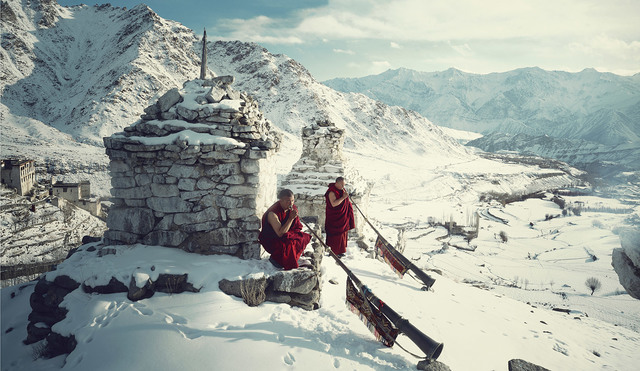 , 'Lekir Monastery Ladakh India,' 2012, Rademakers Gallery