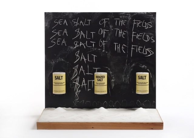 , 'Sea Salt of the Fields,' 1980, Deweer Gallery