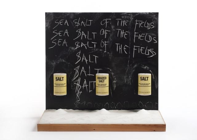 , 'Sea Salt of the Fields,' 1980, Deweer Gallery